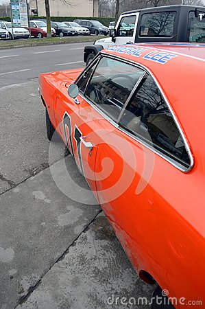General Lee Imagen editorial