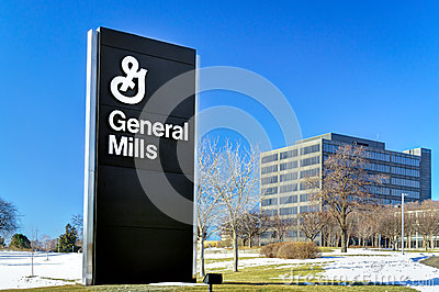 General mills corporate headquarters and sign editorial stock image image 49483789 - General mills head office ...