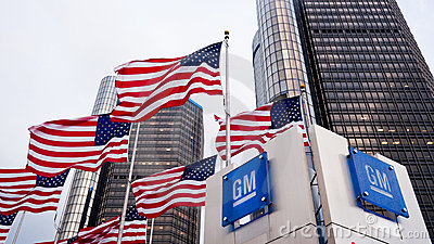General Motors Photographie éditorial