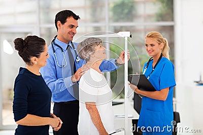 General practitioner patient
