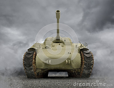 General Sherman Tanque