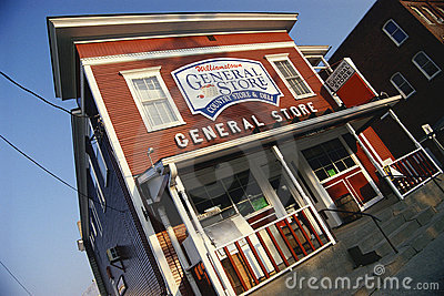 General store Editorial Image