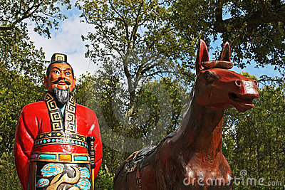 General Terracotta Warrior