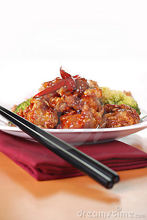 General tso s chicken