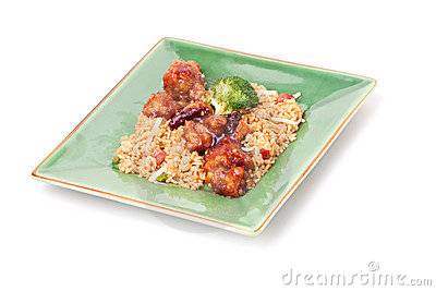 General Tsos Chicken