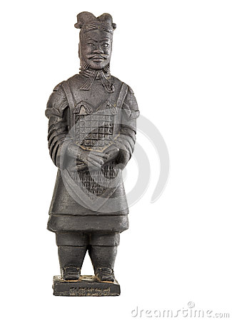 General Warrior of the Terracotta Army