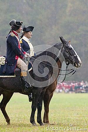 General Washington Editorial Photo