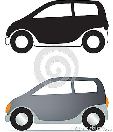 Generic car symbol