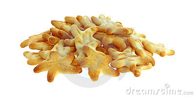 Generic Cheese Star Crackers