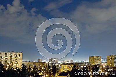 Generic cityscape