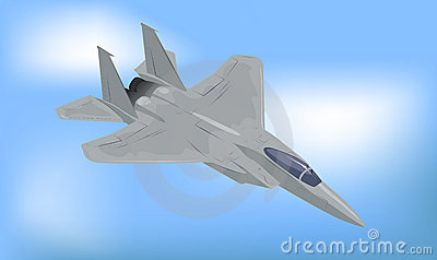 Generic Fighter Jet