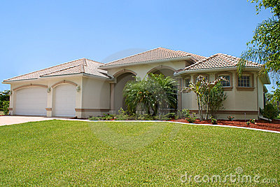Generic florida home