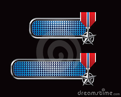 Generic military medals