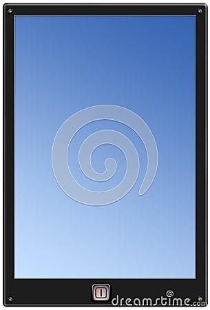 Generic pad tablet template