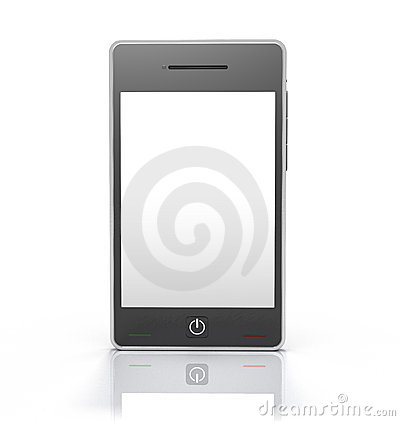 Generic touchscreen mobile phone device