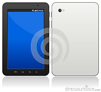Generische androide Tablette