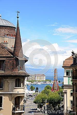 Free Geneva Royalty Free Stock Photography - 21047397