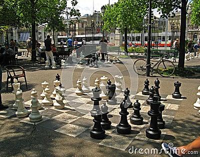 Geneva, Parc des Bastions 07