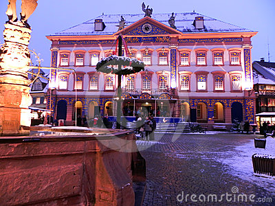 Gengenbach - Germany Editorial Stock Image
