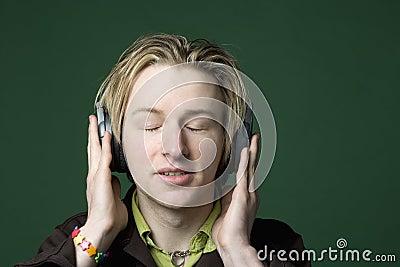 Genießen von Musik