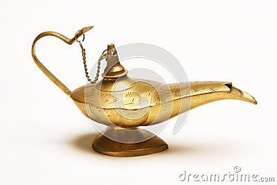 Genies lamp