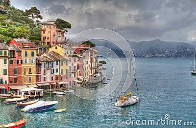Genoa Portofino hdr