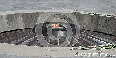 Genocide monument, Armenia