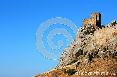 Genoese крепость