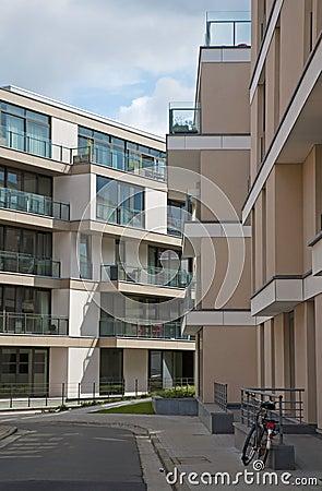 Gent - modern residence