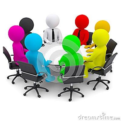 T cnicas de aprendizaje y ense anza - Que es mesa redonda ...