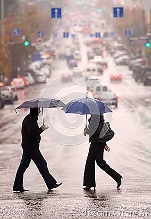 Gente urbana