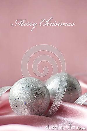 Gentle christmas background