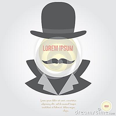 Gentleman face