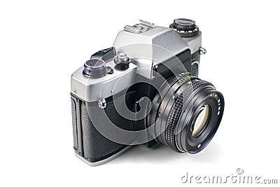 Genuine Soviet (USSR) SLR film camera.