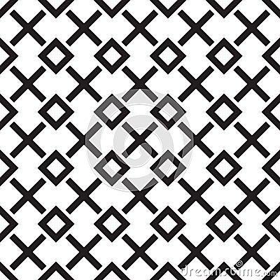 Free Geo Seamless Pattern Royalty Free Stock Photo - 79820265