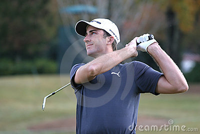 Geoff Ogilvy, Tour Championship, Atlanta, 2006 Editorial Photo
