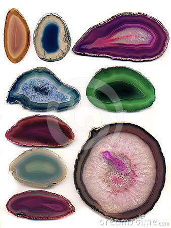 Geology & Minerals - Geode Mineral Samples