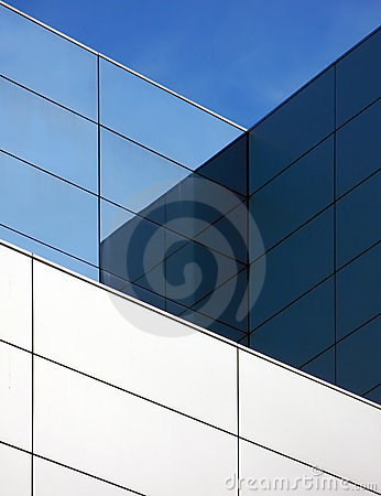 Geometric Building Royalty Free Stock Photo Image 3250755