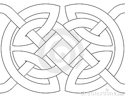 Geometric decoration (vector)