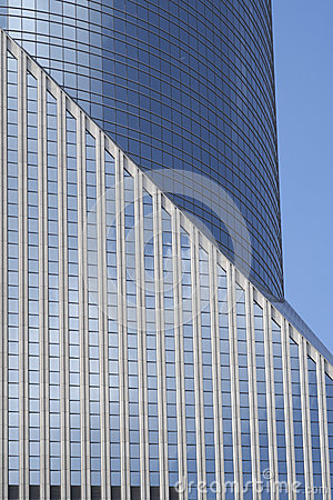Geometric Design of Modern Banking Architecture
