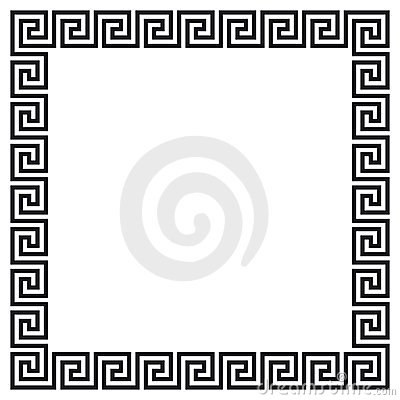 Geometric frame (vector)