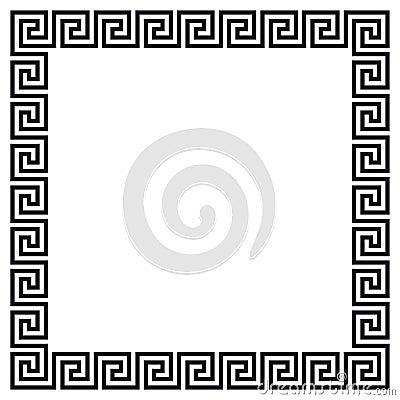 Geometric frame (vector)