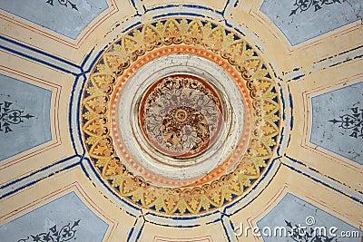 Geometric Fresco