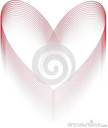 Free Geometric Heart Stock Photos - 448783