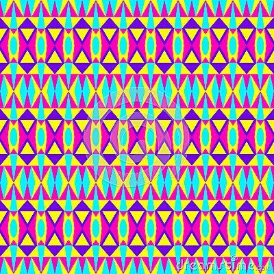 Geometric Hipster Pattern