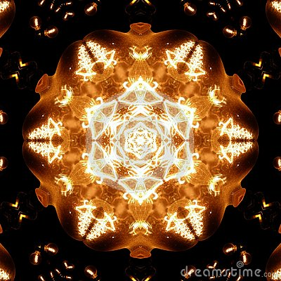 Free Geometric Kaleidoscop Light Royalty Free Stock Photos - 135174328