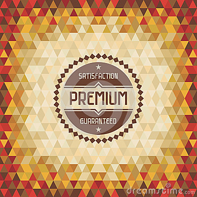 Free Geometric Vintage Background 04 Stock Image - 31191491