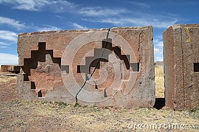 Geometrical patter wall in Kalasyaya Temple