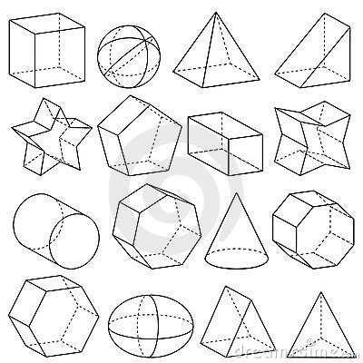 Free Geometry Royalty Free Stock Photos - 17567968