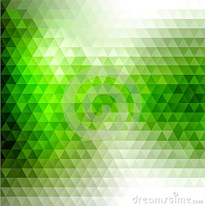 Free Geometry Green Background Stock Images - 44591814